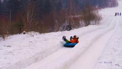 雪乡娱乐-双峰雪上游乐场