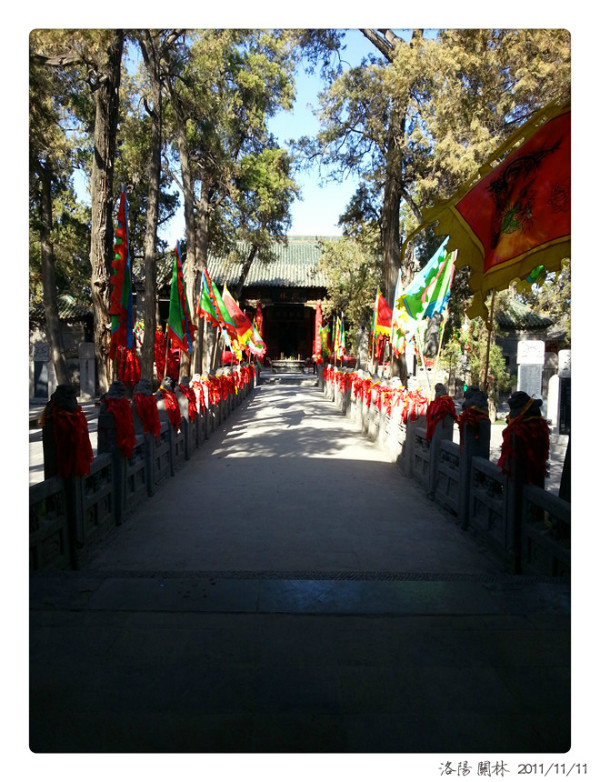 河南省旅游 洛阳旅游攻略 动物园河南行之光棍节扫荡洛阳吧!