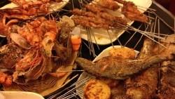 威海美食-家乐烧烤
