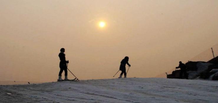 石家庄太平河滑雪场