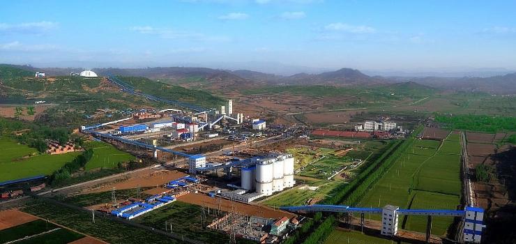 丹朱岭工业旅游