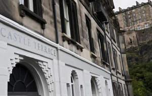 爱丁堡美食-Castle Terrace