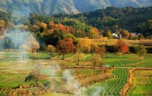 【塔川图片】醉在深秋正浓时——宏村,协里,塔川两日踏秋