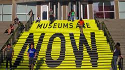 芝加哥景点-现代艺术博物馆(Museum of Contemporary Art)