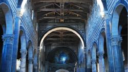 佛罗伦萨景点-圣米尼亚托教堂(Basilica di San Miniato al Monte)