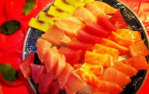 垦丁美食-阿兴生鱼片