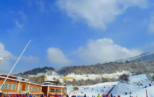 阿坝娱乐-太子岭滑雪场