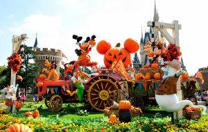 东京娱乐-东京迪士尼乐园