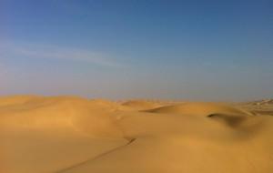【塔克拉玛干沙漠图片】一路向西,只为穿越那片金黄(记塔克拉玛干沙漠之行)