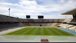 巴塞罗那景点-奥林匹克公园Anella Olímpica & Estadi Olímpic