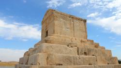 伊朗景点-帕萨尔加德(Pasargadae)