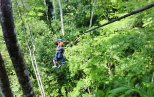 普吉岛娱乐-飞翔的神猴丛林飞跃