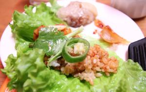 朝鮮美食-元奶奶包飯