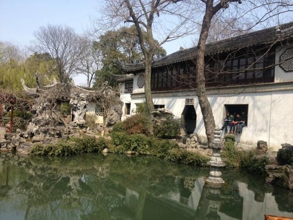 烟花三月下江南——上海动物园,欢乐谷,田子坊,周庄,苏州留园,虎丘