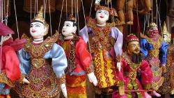 缅甸娱乐-曼德勒木偶剧团(Mandalay Marionettes Theater)