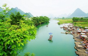广西娱乐-遇龙河