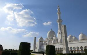 【阿布扎比图片】迪拜 阿布扎比 6日——帆船七星 棕榈岛 冲沙 清真寺 阿联酋航空
