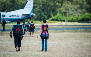 夏威夷娱乐-Pacific Skydiving Center