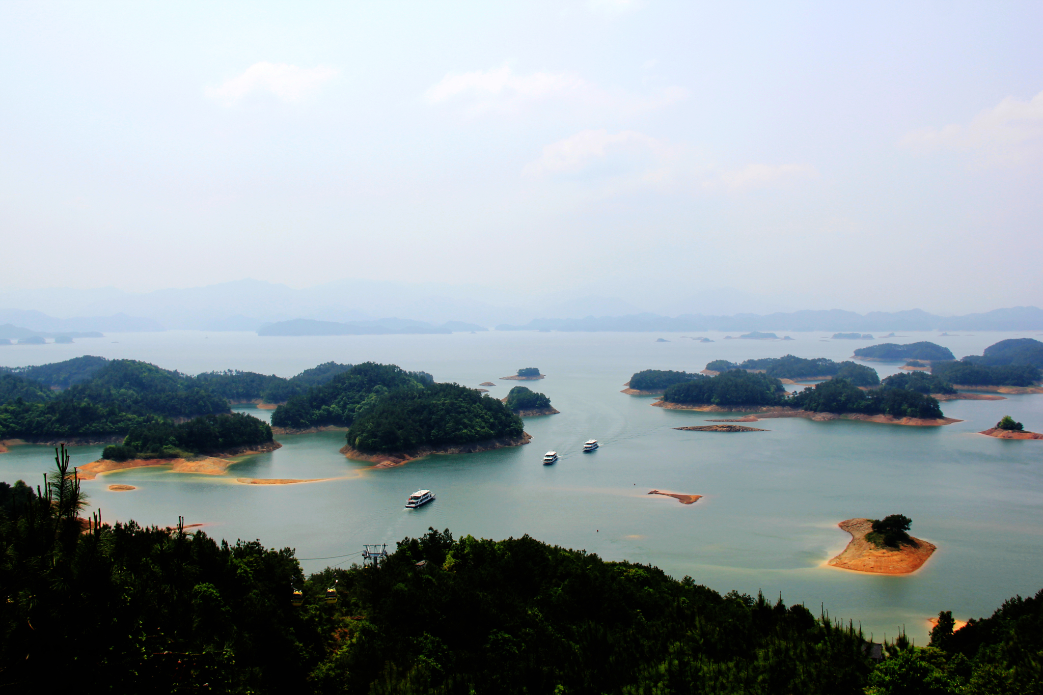 千岛湖哪个景点最好玩,千岛湖有什么必去景点,千岛湖景点游玩推荐
