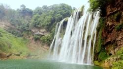 黄果树瀑布景区景点-黄果树风景名胜区水帘洞