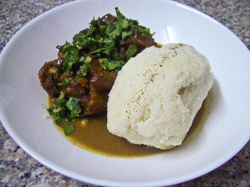 Ugali(乌咖喱)