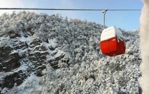 【西岭雪山图片】绝处逢生