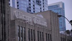 芝加哥景点-论坛报大厦(Tribune Tower)