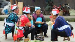 黔东南景点-麻塘革家寨