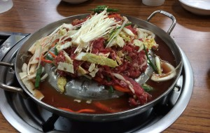 韩国美食-全州中央会馆