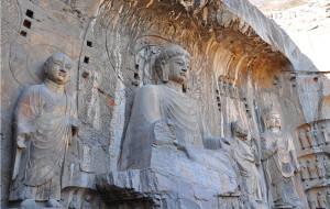 【龙门石窟图片】一年一车环中国行  河南省 洛阳市 龙门石窟 3月15号 D15-17天:神都,龙门,侠肝义胆。