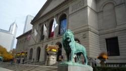 芝加哥景点-芝加哥艺术馆(Art Institute of Chicago)