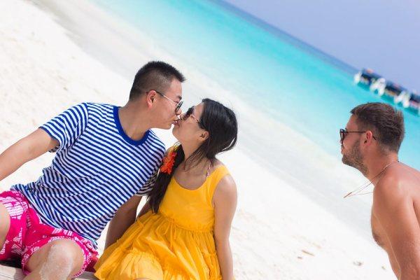 带着婚纱去旅行>之普吉岛&香港