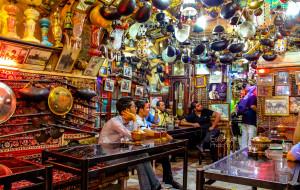 伊朗美食-Azadegan Teahouse