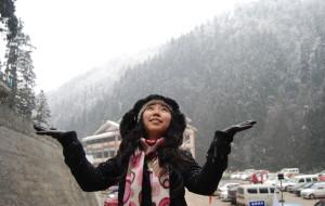 【洪雅图片】回忆第一次雪山之旅--瓦屋山