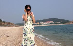 【蓬莱图片】北京女汉子漂游记— 面朝大海(大连 长岛 蓬莱)       (原创)
