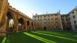 剑桥景点-圣约翰学院(St. John's College)