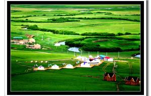 【锡林郭勒图片】2014年初夏内蒙古草原休闲避暑自驾游之三(乌拉盖管理区、霍林郭勒市)