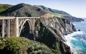 【加利福尼亚州图片】【蜂首纪念】  #花样游记大赛#   行走在一号公路上