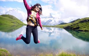 【少女峰图片】徒步在瑞士(卢塞恩瑞吉山+少女峰地区三日)