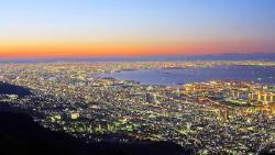 神户景点-六甲山(Mount Rokko)