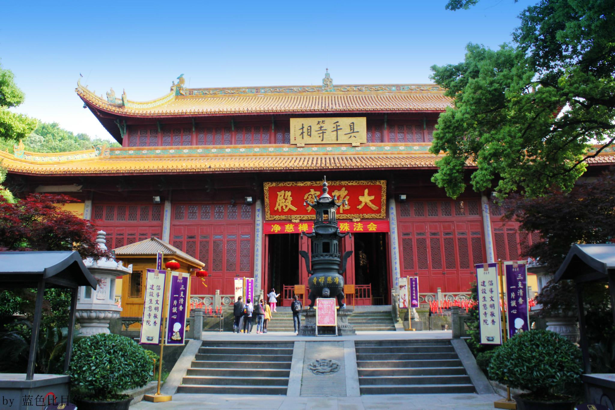 杭州净慈寺怎么走,净慈寺具体位置在哪,杭州净慈寺的公交路线