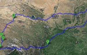 【青藏线图片】向西,往西藏—青进川出,我的第一次自驾西藏之旅(上)