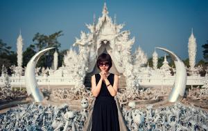 【夜丰颂图片】【By恶魔哭泣】泰国深度游,去看泰文化,感受真善美的泰国。