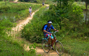【阳朔图片】#消夏计划#阳朔,骑车,奔向未知的路
