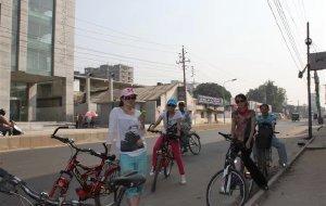 【达卡图片】畅游老达卡---单车骑行 (旧帖)