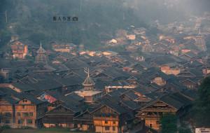 【黔东南图片】#蜂首纪念#【行走黔桂】寻访肇兴,镜头下的黔东南侗寨。
