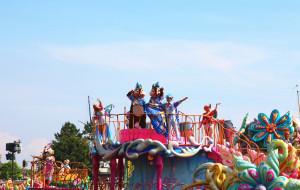 日本娱乐-东京迪士尼海洋乐园