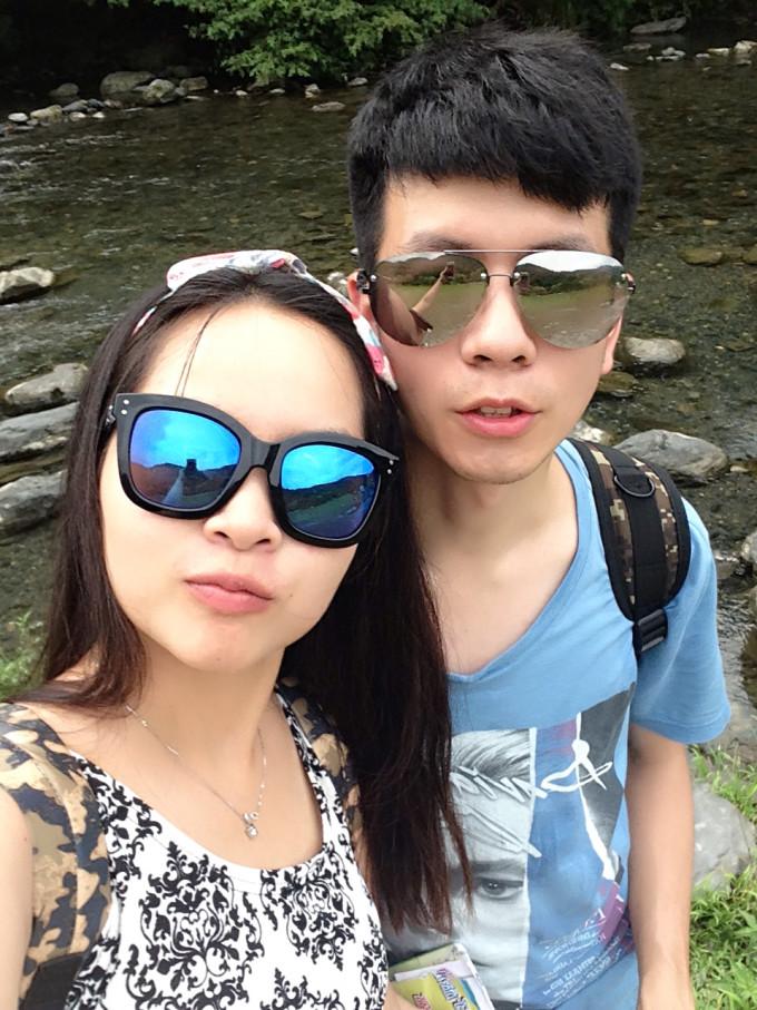 小可爱和台湾
