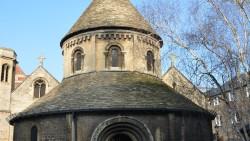 剑桥景点-圆形教堂(The Round Church)