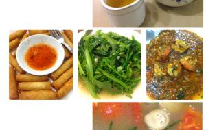 曼德勒美食-敏敏餐馆
